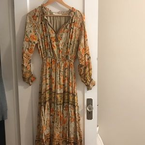 Spell and the Gypsy Seashell Gown Xs